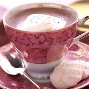 рецепт шоколадного чая