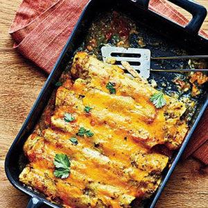 рецепт куриных энчилад
