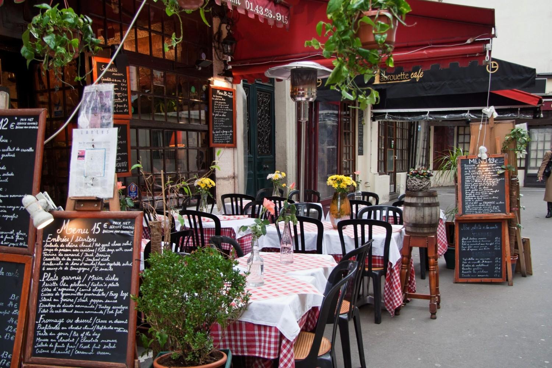 парижские рестораны