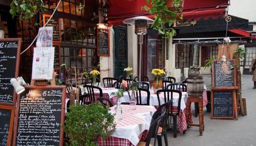 5 парижских ресторанов, мимо которых нельзя пройти