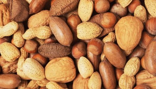 Десять самых популярных орехов