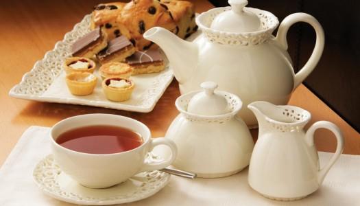 Традиции семейного чаепития