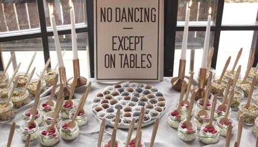 Фуршетный стол: Главные правила сервировки