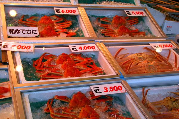 япония рыбный рынок