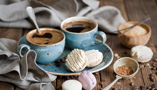 Afterparty: бодрящий утренний кофе с домашним печеньем. Пять вариаций вашего завтрака