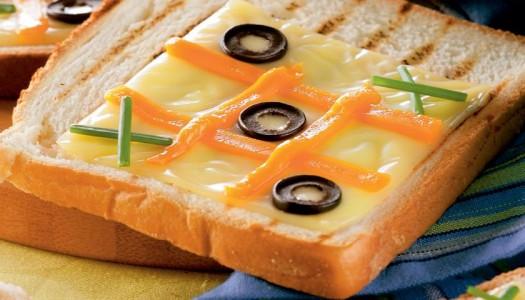 У меня есть тост. Пять оригинальных рецептов