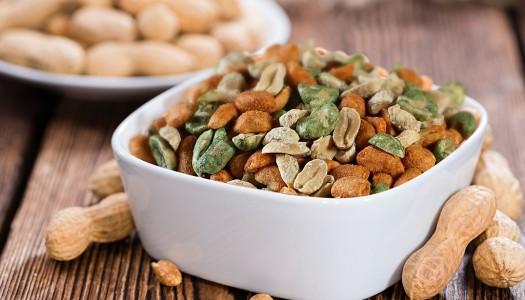 Орехи с васаби: новый взгляд на привычные закуски