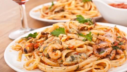 Паста — любимое блюдо сицилийской мафии