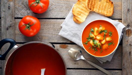 Время обеда! 5 рецептов постных супов