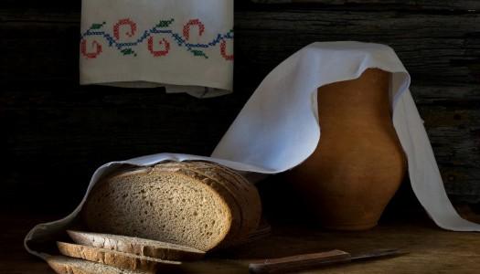 Хлеб и вода — наша еда! Готовимся к страстной пятнице!