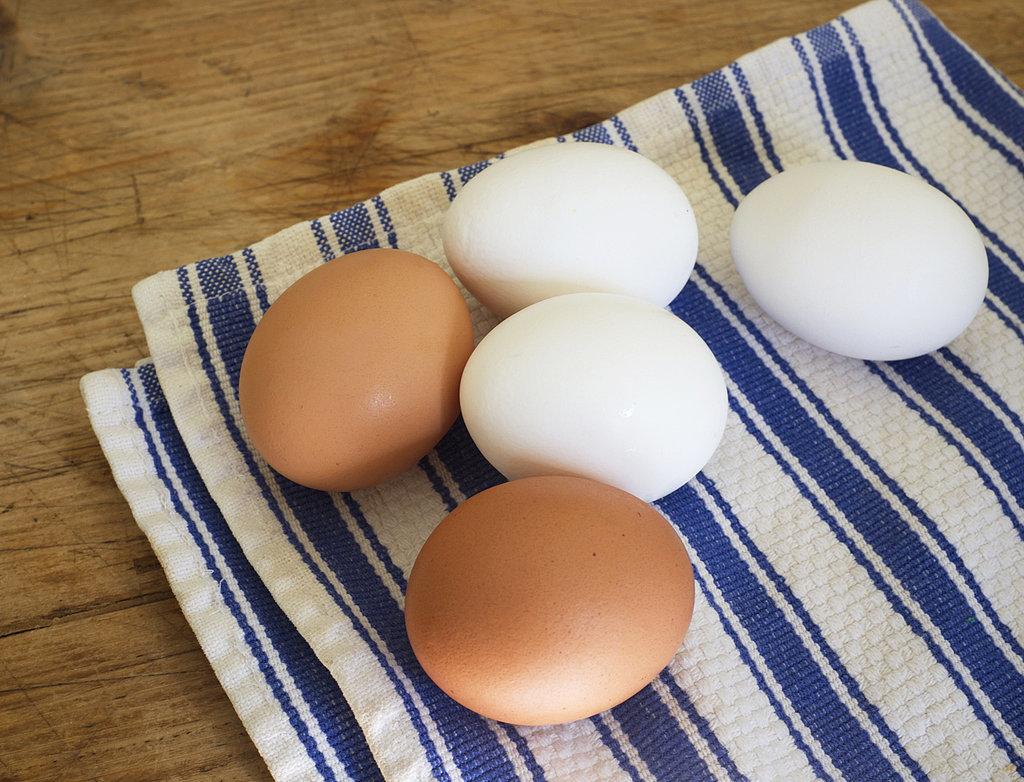 как выбрать яйца