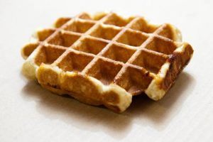 waffle-close-up-on-table