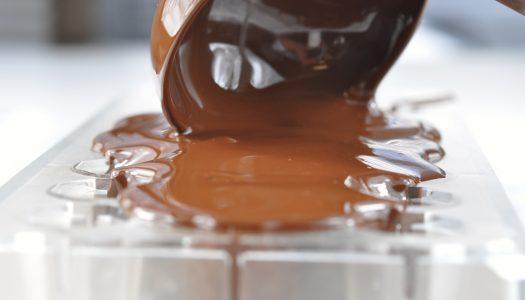 Как алкоголь запечатать в шоколад