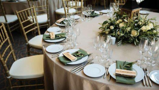 Праздничная сервировка стола к 23 февраля