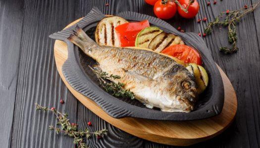 Учитесь готовить рыбу целиком